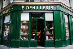 E. Dehillerin, opened in 1820.