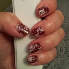 Another rockin' Jamicure - want to see more? Mmwatson.jamberrynails.net  #mmwatsonnails
