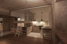 Tiny Former Storage Unit Transformed Into Lovely, Cozy Micro-Apartment 22