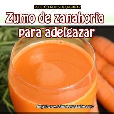 zumoterapia para adelgazar recetas de camarones