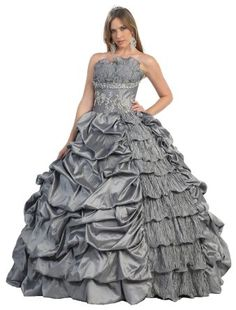 Ball Gown Formal Prom