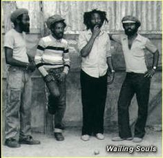 The Wailing Souls were originally The Renegades, exposed to Joe Higgs mentorship, with hits like Row Fisherman Row & Jah Jah Give Us Life to Live