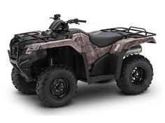 New 2016 Honda FourTrax Rancher 4X4 Honda Phantom Camo ATVs For Sale in Georgia. Choose The Perfect ATV For The Job Or Trail.Every ATV starts with a dream. And where do you dream of riding? Maybe you'll use your ATV for hunting or fishing. Maybe it needs to work hard on the farm, ranch or jobsite. Maybe you want to get out and explore someplace where the cellphone doesn't ring, where the air is cold and clean. Or maybe it's for chores around your property. Chances are, it's going to be a…