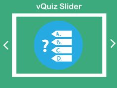 vQuiz Slider: - A better way to Display the Top Scoring Quizzes on your Homepage in a sleek & smooth Slider http://www.wdmtech.com/vquiz-slider #joomla #module #wdmtech #quiz
