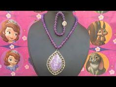 collares y pulseras de las princesas disneys - Buscar con Google