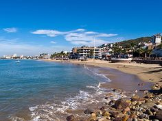 Puerto Vallarta~Been there and enjoyed the beaches, downtown and mostly just sharing the ocean and culture with the kiddos.