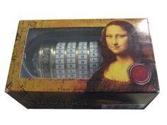 Mini Cryptex Codice Da Vinci