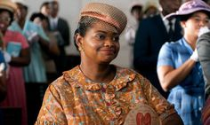 Octavia Spencer as Minny Jackson in The Help
