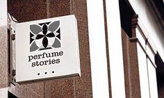 perfume stories on Behance