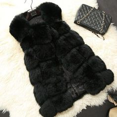 Viva Glam Fur Vest