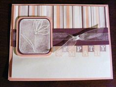 Tag All I Have Seen Sympathy by 1961modelcar - Cards and Paper Crafts at Splitcoaststampers