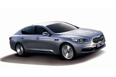 New #Kia #K9 Flagship Sedan Makes its Market Debut in South Korea, Launches with V6 Engines - The full-size, rear-wheel drive sedan is currently offered with two V6 engines, while pricing in Korea starts at 52,900,000 won (US$46,900 / €35,500) and rises to 86,400,000 won (US$76,500 / €57,900). - shares its underpinnings and mechanical hardware with the Hyundai Genesis and Equs sedans.