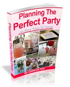 "REALLY excellent product from Smart Party Planning - ""how to plan the perfect party"" and its only $17 jam packed with AMAZING help, step by step information for really creating the perfect party!   #party #planning #theme #event #babyshower #birthdays #henparty #ideas  @Catherine Holt"