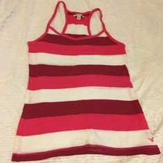 American Eagle tank Never worn. Great condition. American Eagle Outfitters Tops Tank Tops