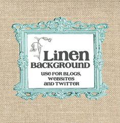 Linen Blog Website Background. Digital Makeover Series. Instant Download. Neutral. Simple. Blogger. WordPress. Tumblr. Website Design.