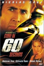 Maddy's Views and Games and Stuff: Gone in 60 Seconds Review