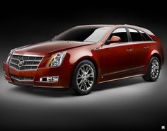 2010 Cadillac CTS Wagon - My current ride!