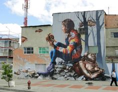 by Fintan Magee - Bogotá, Colombia - 2013
