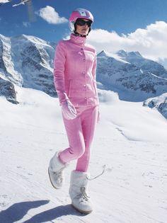 The Passion of Willy B.Dashing Ski Chic by Bogner with a Dash of Romance Ski Fashion, Sport Fashion, Winter Fashion, Fashion Tag, Daily Fashion, Fashion Women, Mode Au Ski, Apres Ski Party, Apres Ski Outfits