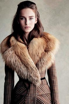 Julia Bergshoeff exudes classic glamour for Vogue Germany September issue lensed by Patrick Demarchelier [editorial]