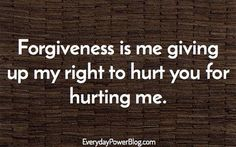 best quotes about forgiveness