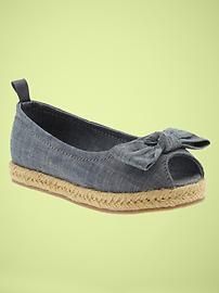 Toddler Girls' Shoes: dress shoes, converse shoes, mary janes, ballet flats, boots, sandals at babyGap | Gap