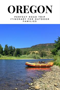Mountains, volcanos, forests and rugged coastline is just some of what you will see on this outdoor-family focused Central & Southern Oregon Road Trip itinerary.