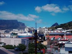 Cape Town, Western Cape, South Africa      - Awesome photo. Love it.