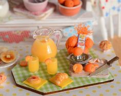 Making Orange Juice