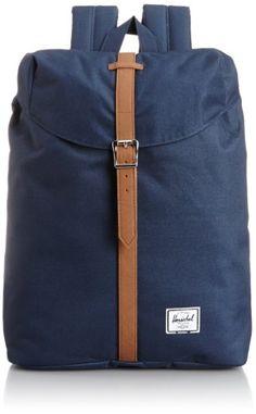 Herschel Post Backpack Navy  Amazon.co.uk  Luggage Herschel Classic  Backpack 2ca47345a6070