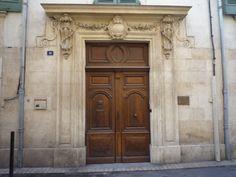 Portail de l'Hôtel de Balincourt - XVIIIème