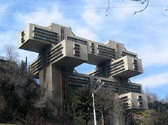 State Department for Traffic (Tbilis, Georgia)