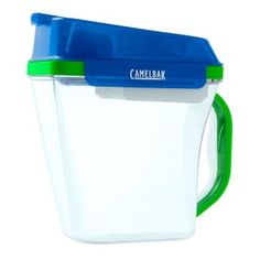 7.CamelBak 10-Cup Relay Water Filtration Pitcher, Blue