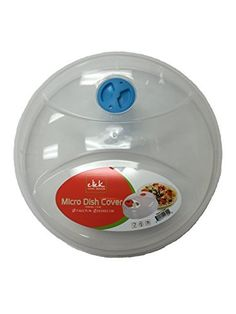 Click Home Design  Clear Plastic Micowave Dish Cover with Cooling Vent  11 >>> Learn more by visiting the image link.Note:It is affiliate link to Amazon.