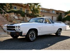 1970 Chevrolet El Camino SS 454 LS6...The one that got away..Found one ,Waited To Long ,Was Gone..