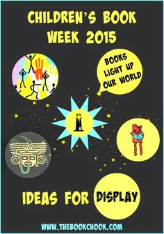 The Book Chook: Children's Book Week 2015 - Ideas for Display