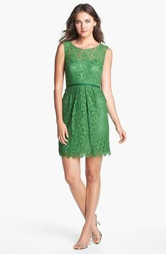 Jenny Yoo 'Harlow' Tea Lace Sheath Dress (Online Only) | Nordstrom