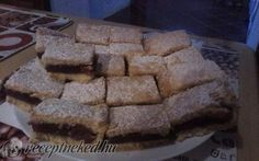 Meggyes pudingos pite Food And Drink, Cooking Recipes, Baking Recipes, Cooker Recipes, Food Recipes, Recipies