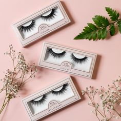 Good things come in 3's ! ✨ Our Premium Custom 3 packs are only $30! What 3 lashes will you choose?? Love Makeup, Simple Makeup, Fake Lashes, Eyelashes, Fan Nails, Rose Gold Aesthetic, Lashes Logo, Makeup Brands, Everyday Makeup