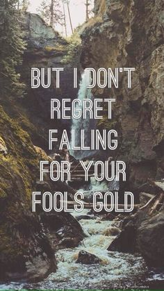 Fools Gold<<One Direction FOUR