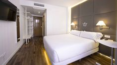 #habitacion #bedroom #hotel #eraseunhotel #madrid #decoracion #interior