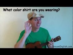 What Color Shirt? Colors Song for Children