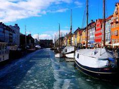 Sonniges Kopenhagen