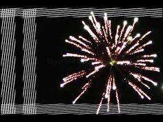 Видео. Нового Года — Феерверк В Посёлке Каратуз