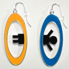 portal earrings