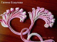 Irish crochet &: IRISH LACE GALINA ESAULOVA ... ИРЛАНДСКОЕ КРУЖЕВО (ГАЛИНА ЕСАУЛОВА)