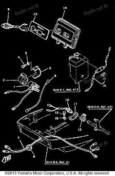 1985 yamaha v6 special xk outboard service repair maintenance manual factory