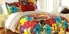 Bedroom Expressions: Marguerite Duvet Set from The Linen Shoppé at Furniture Row
