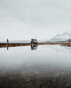 The Road Ahead Land Rover 110 //Cars for Adventures - Max Raven @maxraven