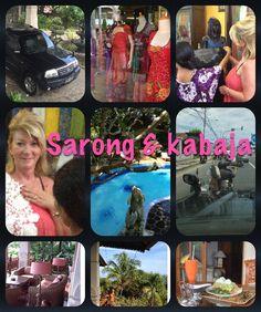 Bali is een spiritueel eiland, de energie is er hoger, vandaar dat er ook veel kunstenaars wonen denk ik, maar ook 'vrije' zielen en mensen die 'outside the box denken'.    Een heerlijk eiland, waar je gewoon jezelf kunt en mag 'zijn'. Eigenlijk waren mijn twee overvolle roze koffers totaal zinloos, want het enige dat je nodig hebt, is een luchtig jurkje, flip flops en strandkleding.  Olifanten, kabaja's en gado gado - FemNa40